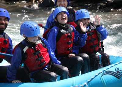 White Salmon Middle Gorge Kids Laughing