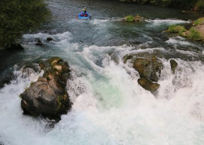 White Salmon Middle Gorge