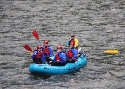 Klickitat River Rafting