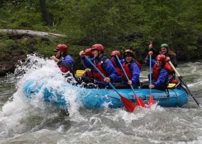 Klickitat River Whitewater Rafting