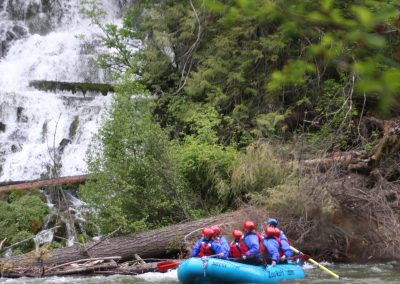 Klickitat River Wonder Falls
