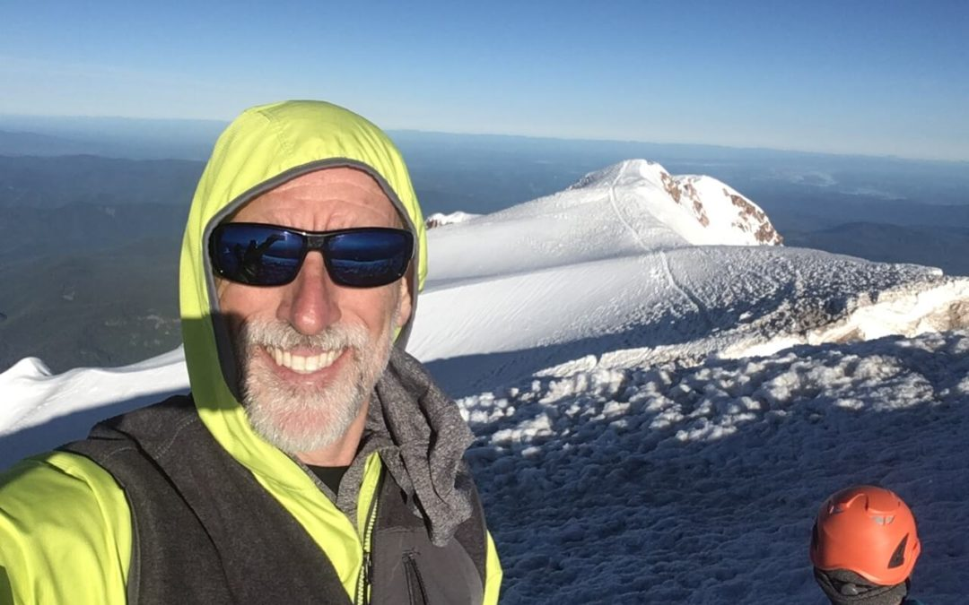 Mt. Hood – Climbing to the top!